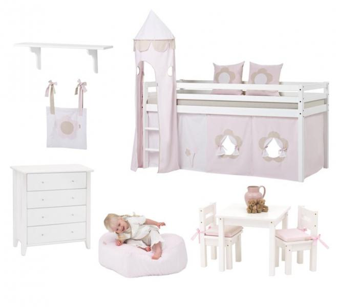Children's room Fairytale Flower