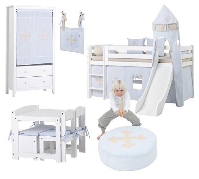 Children's room Fairytale Knight