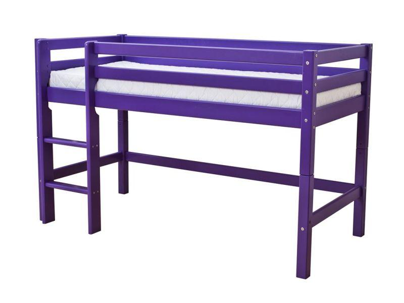 Halfhigh Bed BASIC (different dimensions and colors)