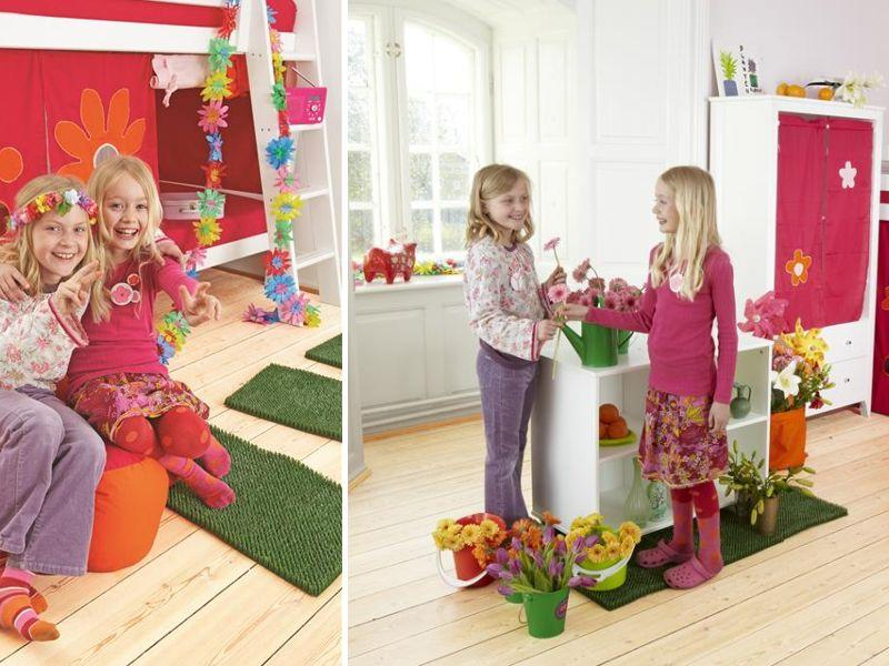 Children's room Flower Power