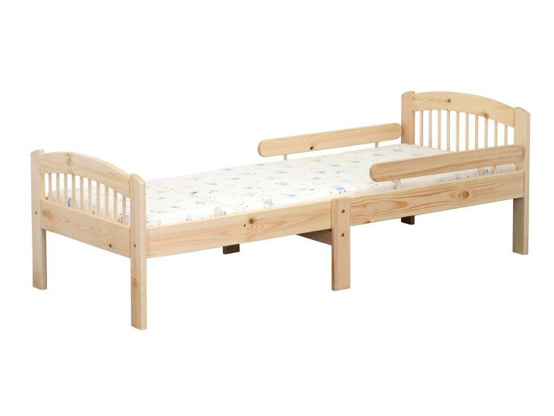 Extendable toddler bed LEEVI