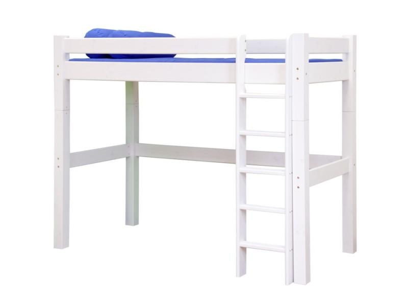 Children´s Highbed LAHE, white