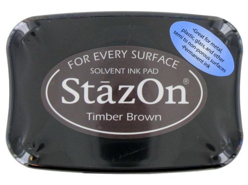 Templivärv Staz On  Timber Brown