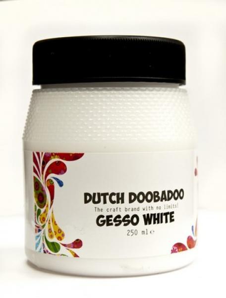 Dutch Doobadoo Gesso white 250ml