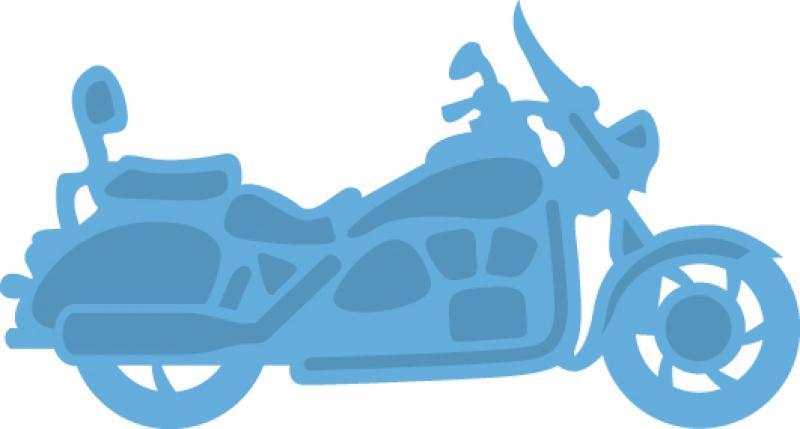 Lõiketera Marianne Design Creatables Motorbike