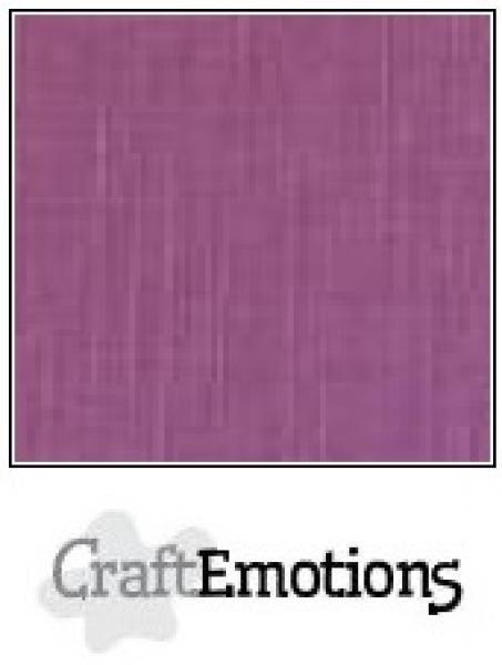CraftEmotions paber 30,5x30,5 cm 10 lehte pakis purper