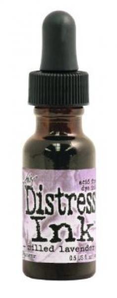 Distress Ink Milled Lavendel