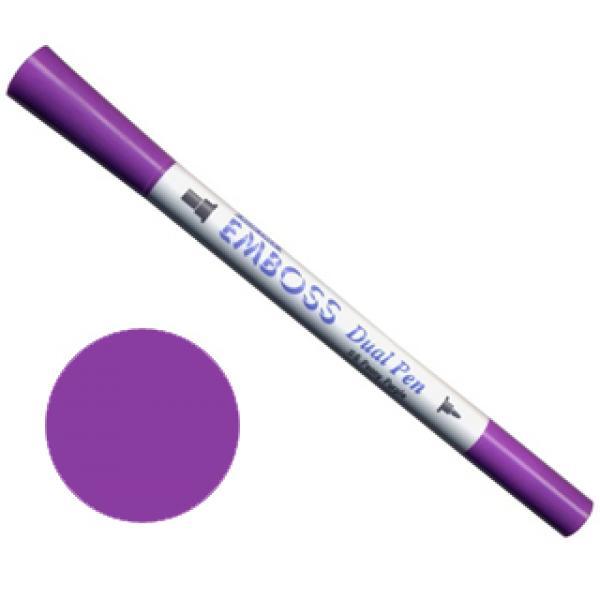 Embossing Dual Pen lavendel