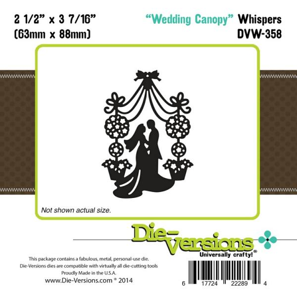 Die Version Whispers - Wedding Canopy