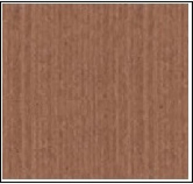 CraftEmotions paber 13,5x27 cm 10 lehte pakis 250g - terra bruin