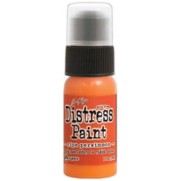 Akrüülvärv Distress Paint 29 ml ripe persimmon