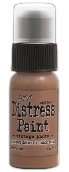 Akrüülvärv Distress Paint 29 ml vintage photo