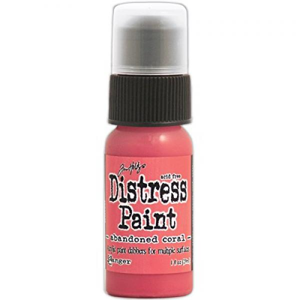 Akrüülvärv Distress Paint 29 ml Abandoned Coral