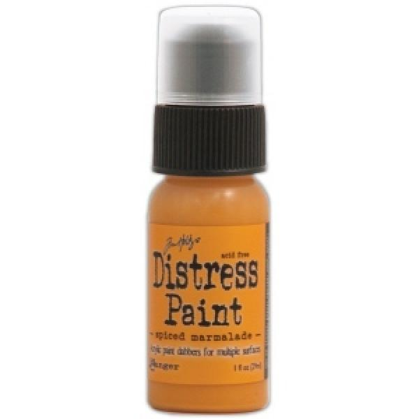 Akrüülvärv Distress Paint 29 ml spiced marmalade