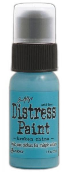 Akrüülvärv Distress Paint 29 ml broken china