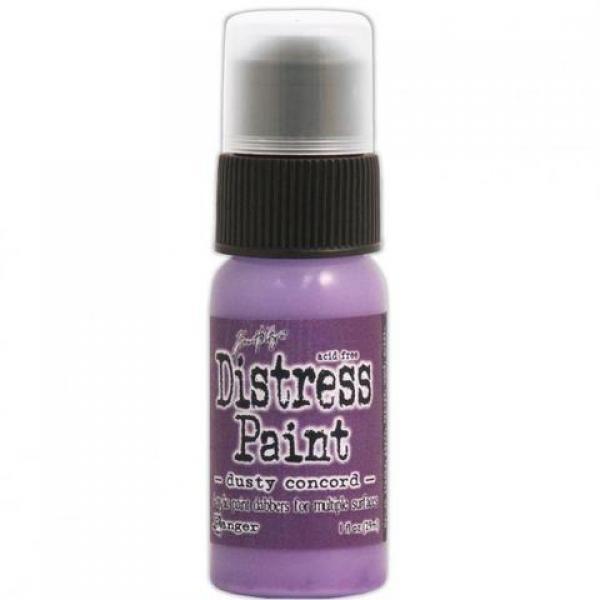 Akrüülvärv Distress Paint 29 ml dusty concord