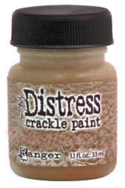 Krakleevärv Distress crackle paint 33 ml antiqued bronze