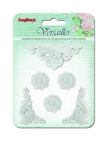 Polümeer kaunistused Versailles 7