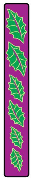 Cheery Lynn Designs Dies - Holly Leaves