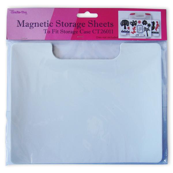 Magnetic Storage Sheets