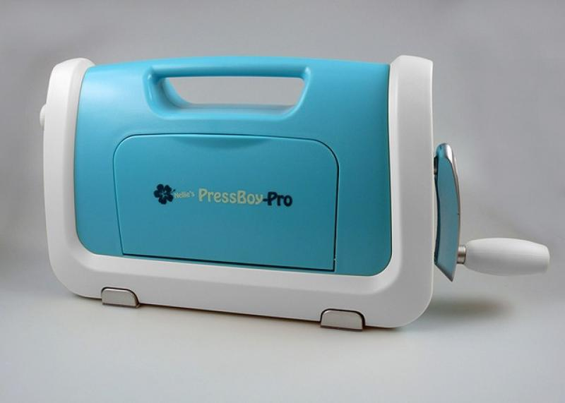 Nellie`s Choice PressBoy Pro A5 Cutting machine