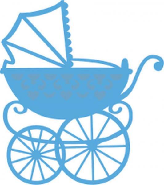 Lõiketera Marianne Design Creatables Eline `s stroller