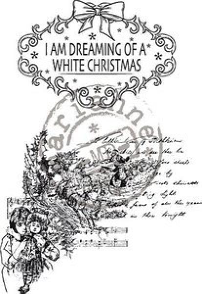 Templid Marianne design Vintage Christmas CS0877