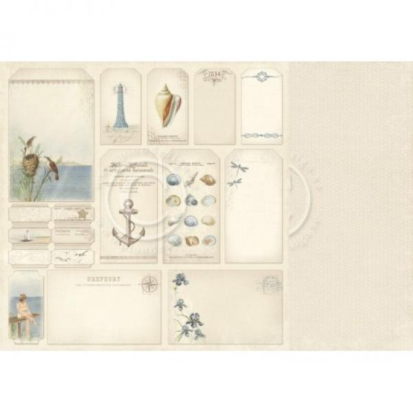 PION design Shoreline Treasures - Tags