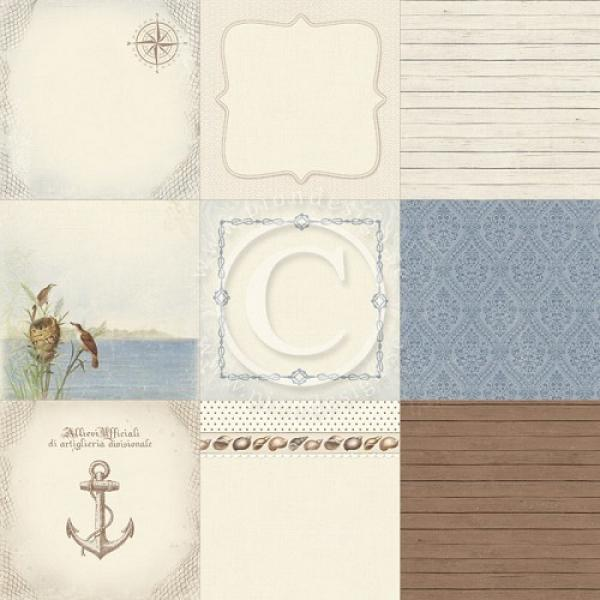 Pion Design Memory notes - shoreline treasures III