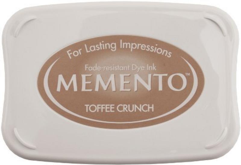 Templipadi Memento Ink Toffee crunch