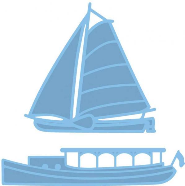 Lõiketera Marianne Design Creatables Classic boats