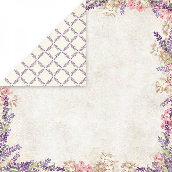 Craft And You Design, Lavender Garden 02