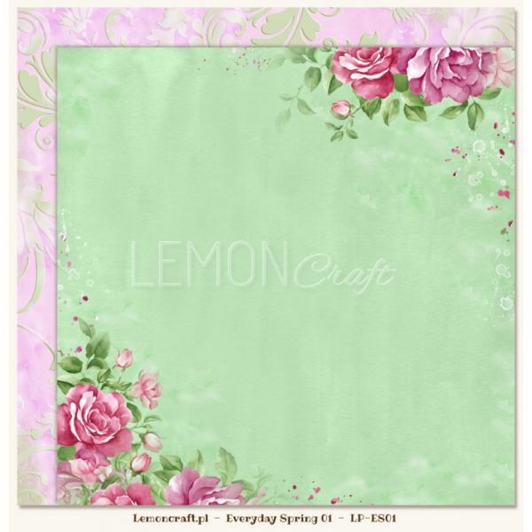Paber 30x30 Lemon Craft Everyday Spring 01