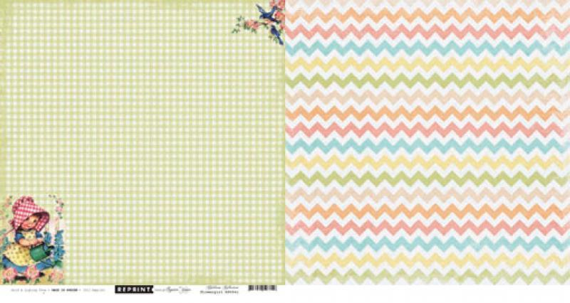 Paber 30x30, REPRINT Design Childrens Collection flowergirl