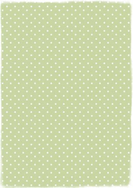 Reprint Hobby A4 Lightgreen Dots
