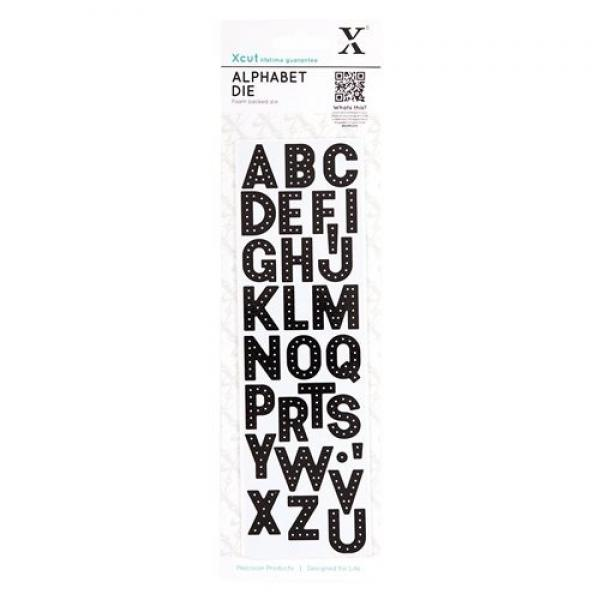 Lõiketera Xcut alphabet matrices de coupe