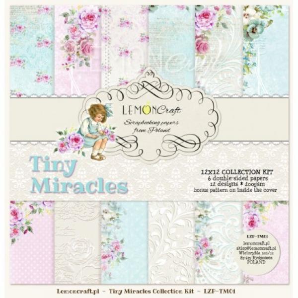 LemonCraft Basic Tiny Miracles 30x30