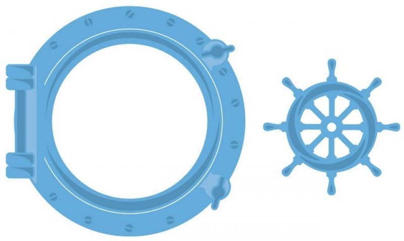 Lõiketera Marianne Design Creatable Porthole