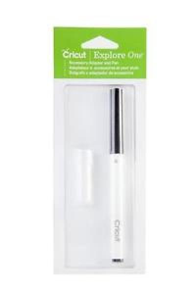 Cricut adapter and Pen for Cricut Explore One