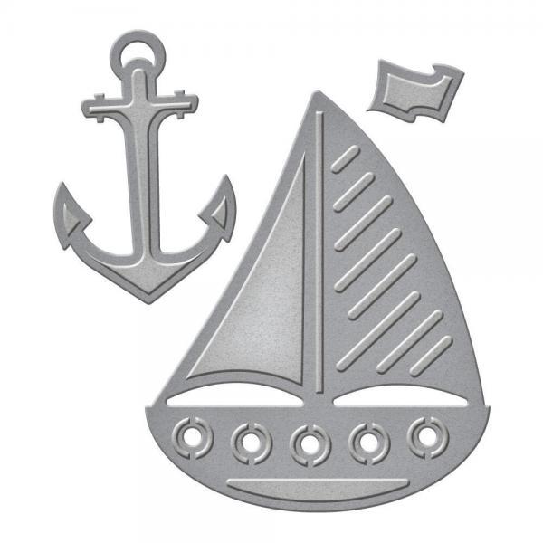 Lõiketera Spellbinders Nautical