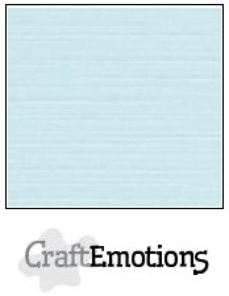 CraftEmotions 10sheets baby blue A4 250g