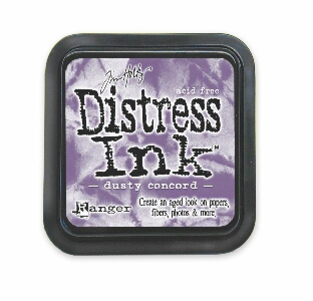 Templivärv Distress Ink Dusty Concord