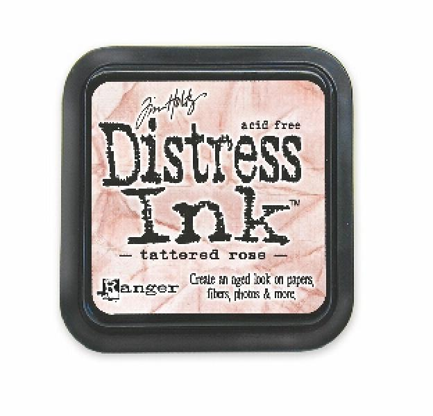Templipadi Distress Ink Tattered Rose