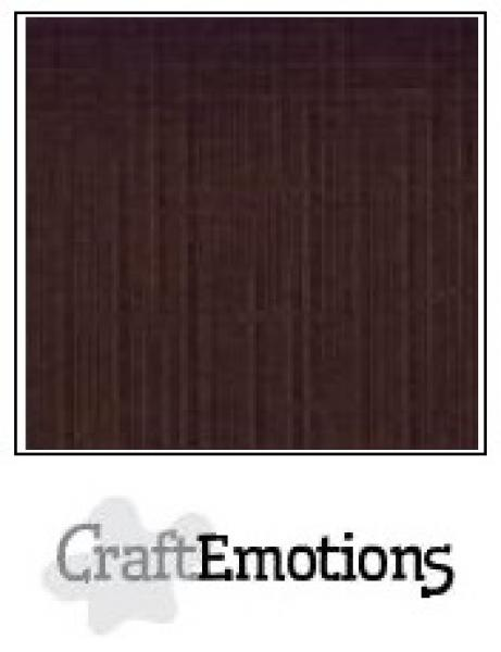 CraftEmotions paber  A4 10 lehte pakis 250g - chocolate