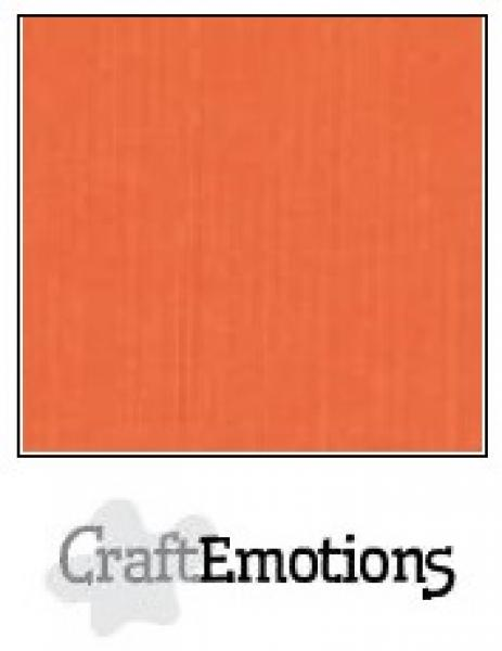 CraftEmotions paber A4 10 lehte pakis 250g - orange