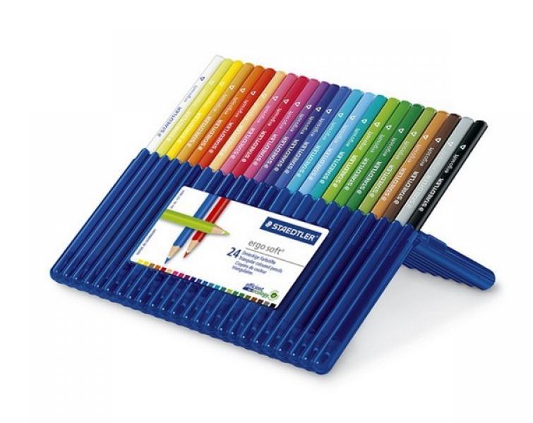 Staedtler Ergosoft Crayon - box 24 pc.