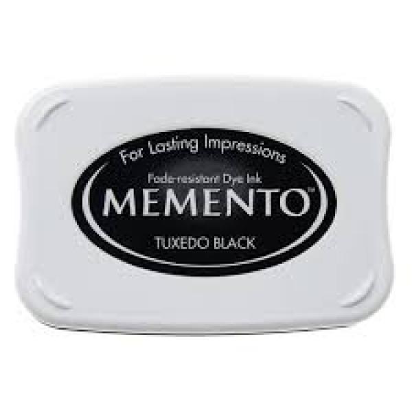 Templipadi Memento Ink Tuxedo Black