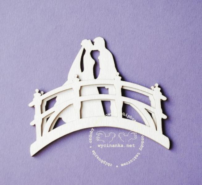 Chipboard - sild ja sillal noorpaar