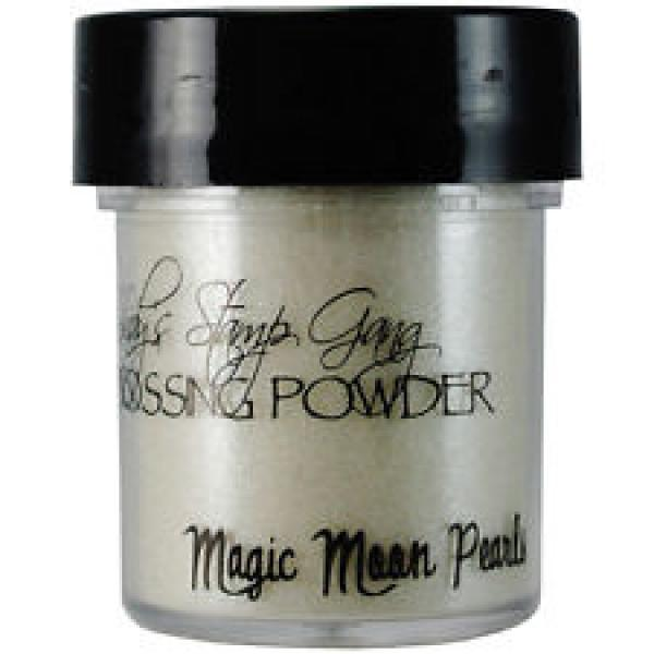 Lindy's Stamp Gang Magic Moon Pearls Embossing Powder