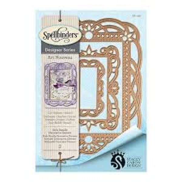 Lõiketera Spellbinders Style Nouille Decorative Element